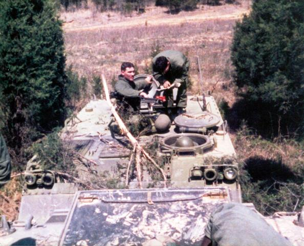 Fort Knox 1986 Photo Collection